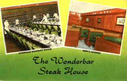 The Wonderbar Steak House