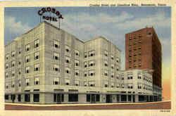 Crosby Hotel And Goodhue Bldg