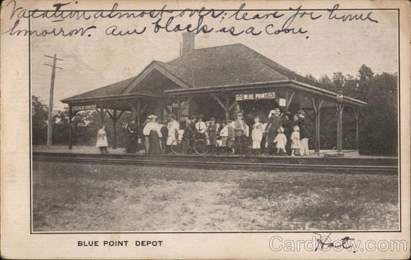 Blue Point Depot New York Depots