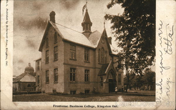 Frontenac Business College Kingston Canada Ontario