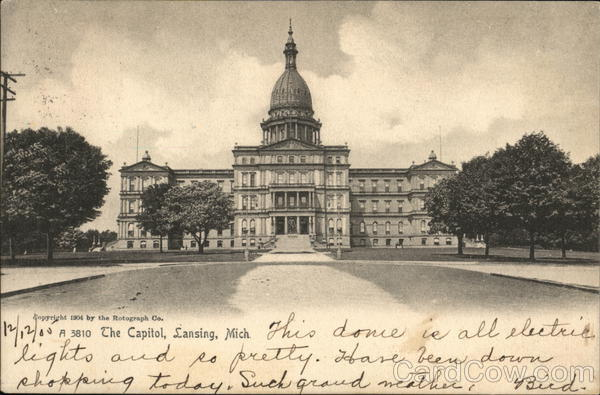 The Capitol Lansing Michigan