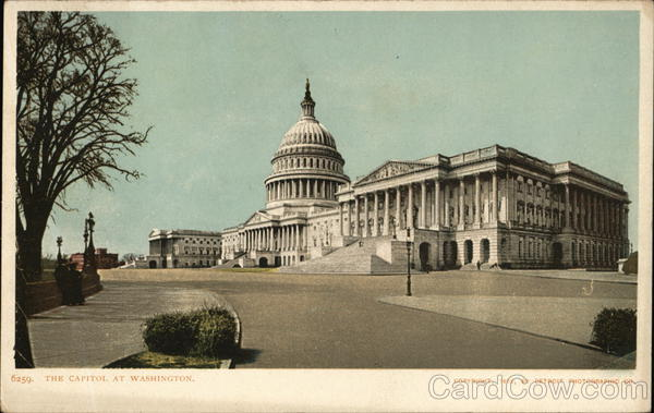 The Capitol at Washington District of Columbia