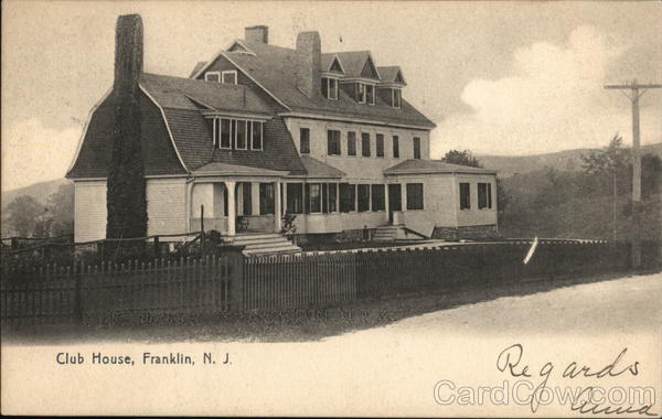 Club House Franklin New Jersey