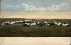 Sioux Camp, Devil's Lake Reservation