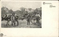 250th Anniversary, June 7, 1904, Northampton