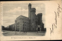13th Regiment Armory N.G. N.Y.