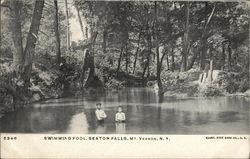 Swimming Pool, Seaton Falls