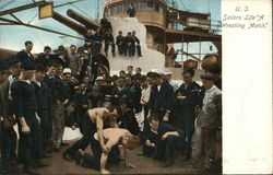"Sailors Life, ""A Wrestling Match"""