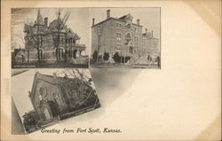 Greetings from Fort Scott, Kansas