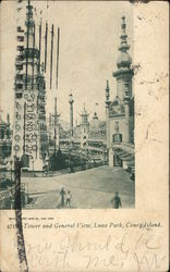 Tower and General Vies, Luna Park