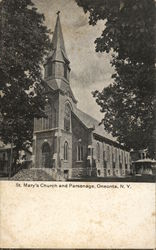 St. Mary's Church and Parsonage