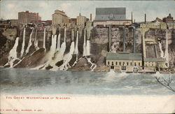 The Great Waterpower of Niagara