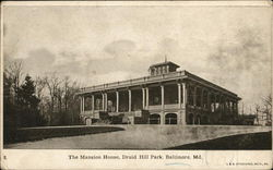 The Mansion House, Druid Hill Park