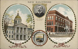 New Hampshire - John McLane, Governor