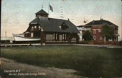 United States Life Saving Station