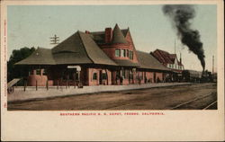 Southern Pacific R.R. Depot