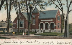 Carnegie Library Building