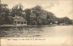 Cottages on Lake Keuka