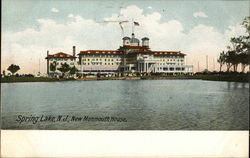 New Monmouth House Postcard