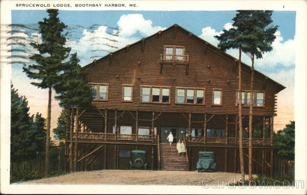 Sprucewold Lodge Boothbay Harbor Maine