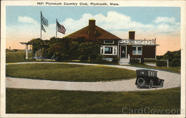 Plymouth Country Club Massachusetts