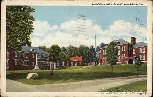 Woodstock High School Vermont