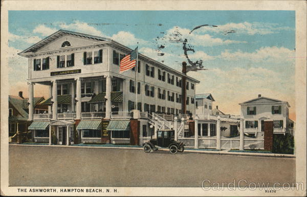 View of The Ashworth Hampton Beach New Hampshire