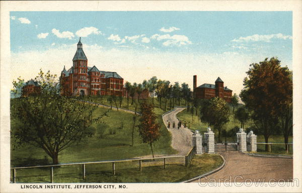 Lincoln Institute Jefferson City Missouri