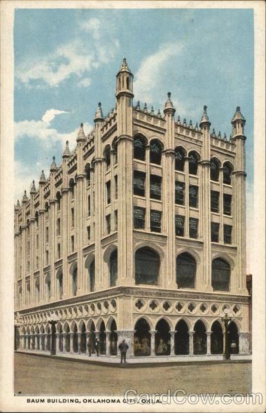 Baum Building Oklahoma City