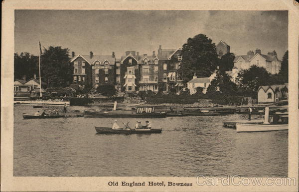 Old England Hotel Bowness-on-Windmere United Kingdom