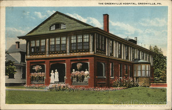 The Greenville Hospital Pennsylvania
