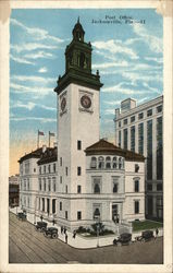 Jacksonville Post Office