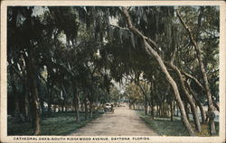 Cathedral Oaks, South Ridgewood Avenue