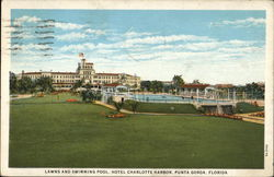 Hotel Charlotte Harbor - Lawns and Swimming Pool