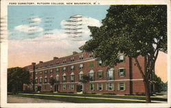 Ford Dormitory, Rutgers College