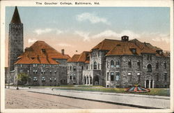 The Goucher College