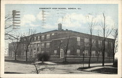 Community High School
