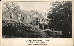 Lake Garfield Inn Postcard