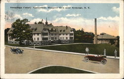 Onondaga County Sanitorium, Hoppers Glen
