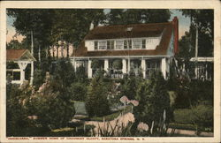 Innescarra, Summer Home of Chauncey Olcott