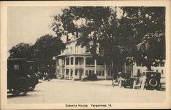 Stevens House