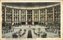 Interior, West Baden Springs Hotel