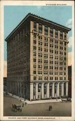 Stahlman Building, Fourth and First National Bank
