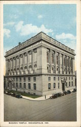 View of Masonic Temple
