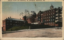 Church Home and Infirmary, North Broadway