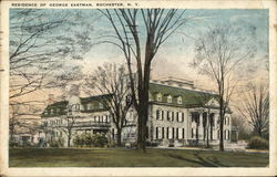Residence of George Eastman