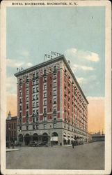 View of Rochester Hotel