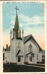 St. Agnes' Church, Lake Placid, Adirondacks