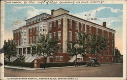 Elizabeth Buxton Hospital, Hampton Roads