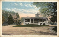 Mansion House, Druid Hill Park